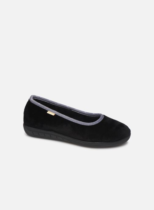 Pantoffels Dim D ZIVOL Zwart detail