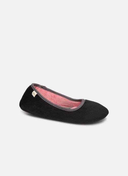 Hjemmesko Dim D ZOKA Sort detaljeret billede af skoene