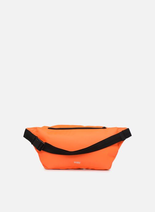 Clutch bags Levi's BIGGER BANANA SLING HI VIS Orange front view