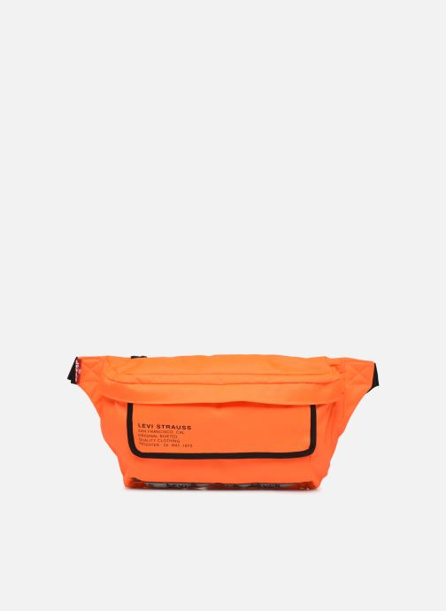 Clutch bags Levi's BIGGER BANANA SLING HI VIS Orange detailed view/ Pair view