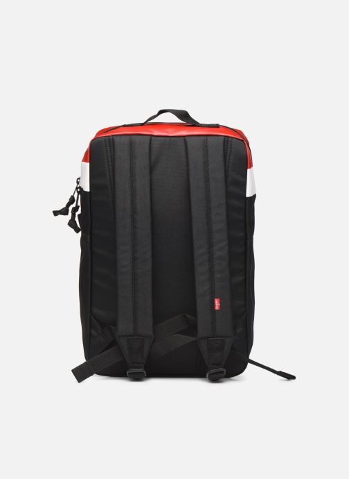Rucksacks Levi's The Levi's® L Pack Standard Issue Colorblock Red front view