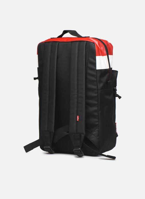 Mochilas Levi's The Levi's® L Pack Standard Issue Colorblock Rojo vista lateral derecha