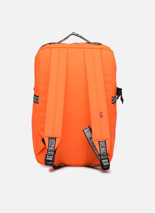 Rugzakken Levi's The Levi's® L Pack Standard Issue Oranje voorkant