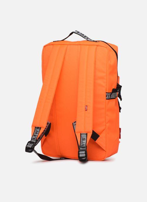 Rugzakken Levi's The Levi's® L Pack Standard Issue Oranje rechts
