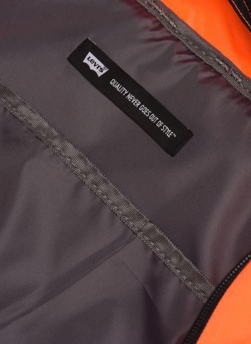 Rugzakken Levi's The Levi's® L Pack Standard Issue Oranje achterkant