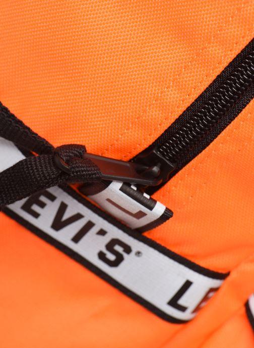 Sacs à dos Levi's The Levi's® L Pack Standard Issue Orange vue gauche