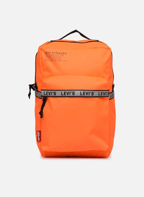 Rugzakken Levi's The Levi's® L Pack Standard Issue Oranje detail