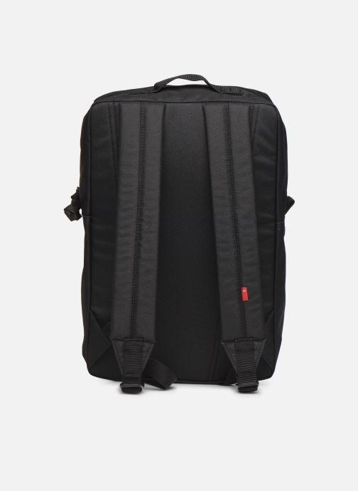 Mochilas Levi's The Levi's® L Pack Standard Issue Negro vista de frente