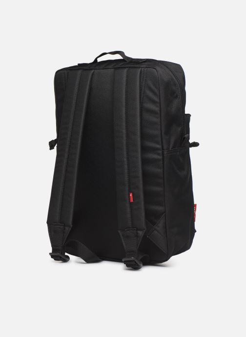 Mochilas Levi's The Levi's® L Pack Standard Issue Negro vista lateral derecha