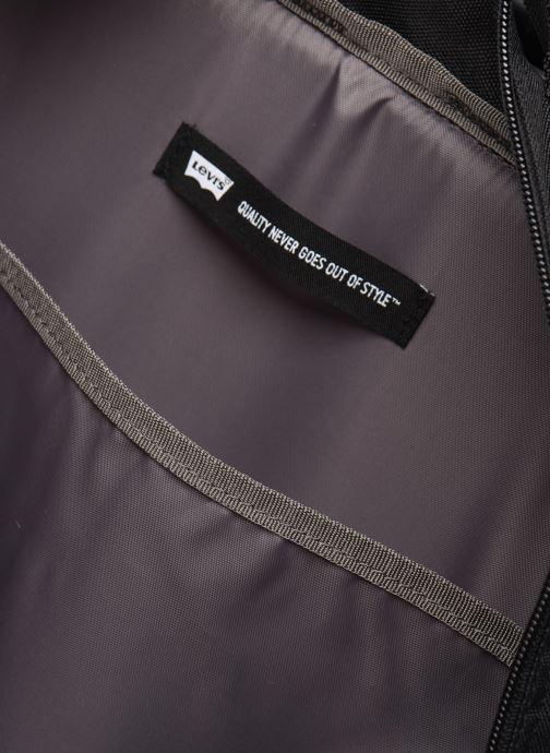 Sacs à dos Levi's The Levi's® L Pack Standard Issue Noir vue derrière
