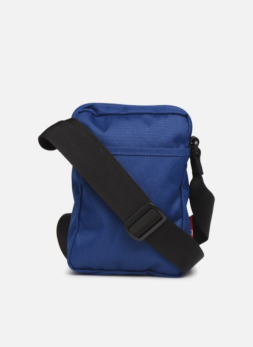 Kleine lederwaren Levi's L SERIES SMALL CROSS BODY COLOR BLOCK Blauw voorkant