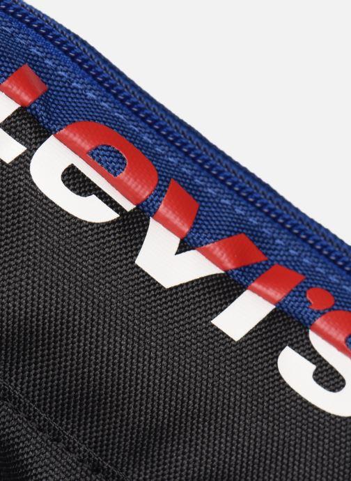 Portemonnaies & Clutches Levi's L SERIES SMALL CROSS BODY COLOR BLOCK blau ansicht von links