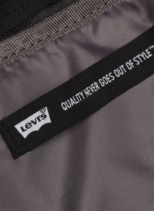 Portemonnaies & Clutches Levi's L SERIES CROSS BODY 2 schwarz ansicht von hinten