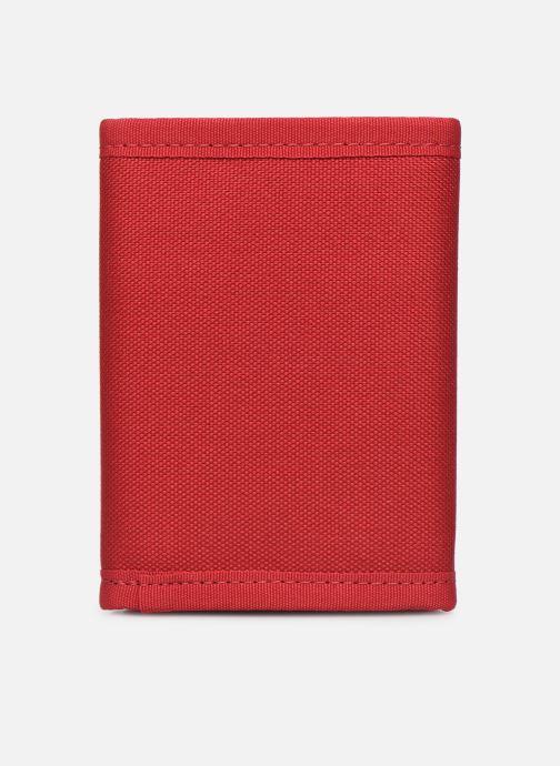 Kleine lederwaren Levi's Oversized Red Tab Trifold Rood voorkant
