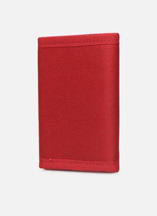 Kleine lederwaren Levi's Oversized Red Tab Trifold Rood rechts