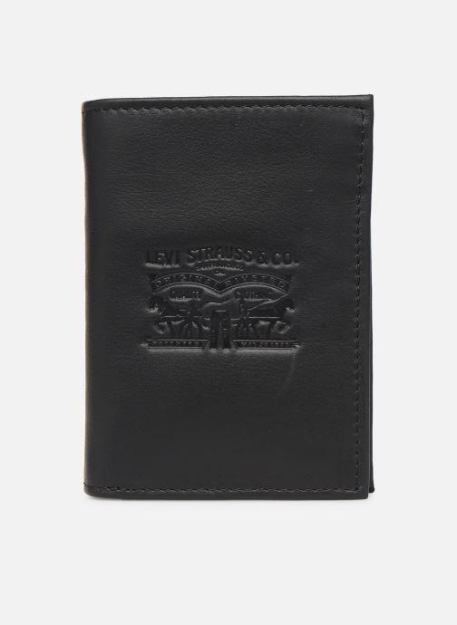 Petite Maroquinerie Levi's Vintage Two Horse Vertical Coin Wallet Noir vue détail/paire