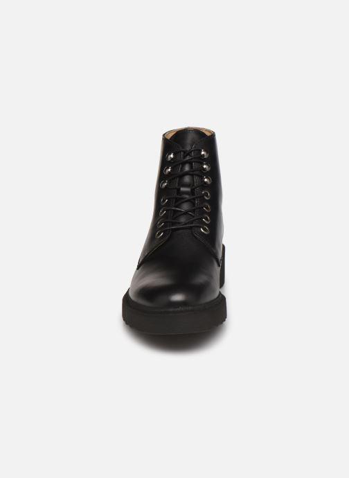 Bottines et boots Kickers ADHEMAR Noir vue portées chaussures