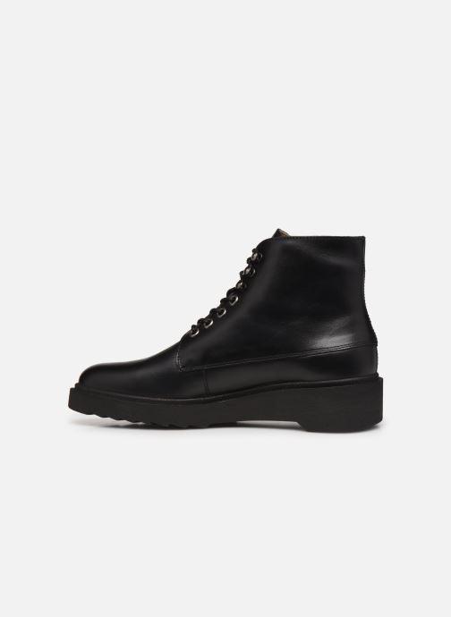 Bottines et boots Kickers ADHEMAR Noir vue face
