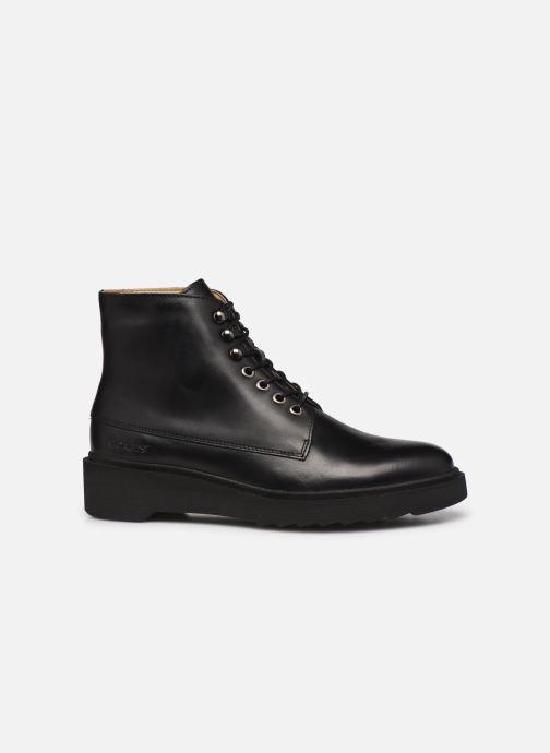 Bottines et boots Kickers ADHEMAR Noir vue derrière