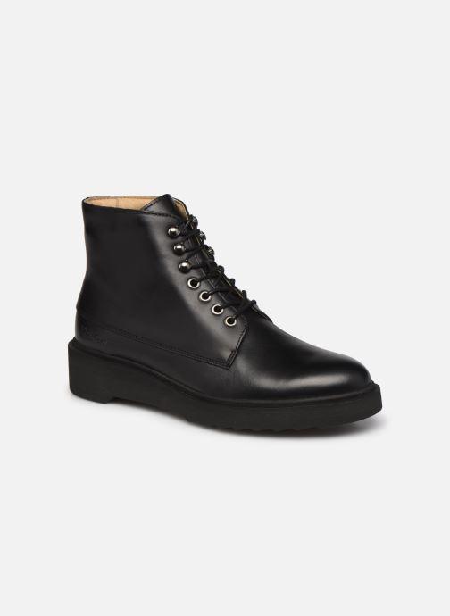 Bottines et boots Kickers ADHEMAR Noir vue détail/paire