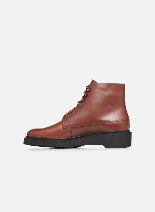 Bottines et boots Kickers ADHEMAR Marron vue face