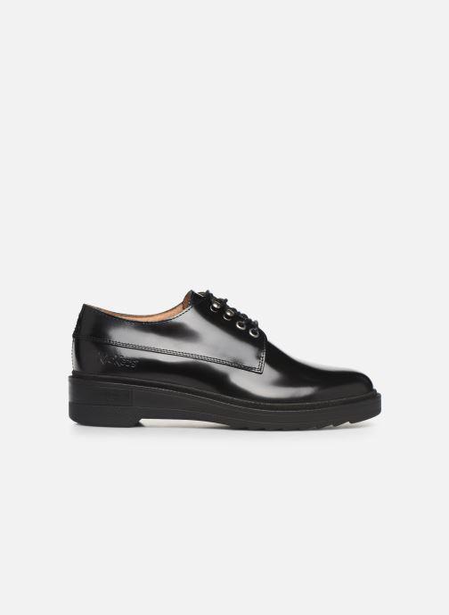 Chaussures à lacets Kickers ALDARIC Noir vue derrière