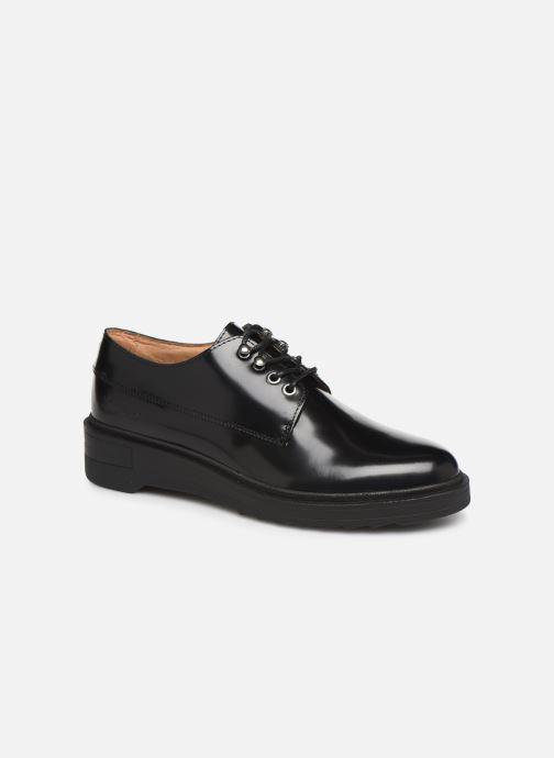 Chaussures à lacets Kickers ALDARIC Noir vue détail/paire
