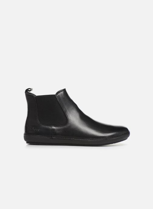 Bottines et boots Kickers FANTIN Noir vue derrière