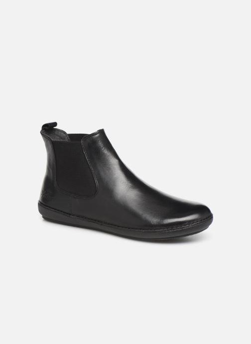 Bottines et boots Kickers FANTIN Noir vue détail/paire