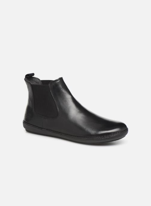 Stiefeletten & Boots Kickers FANTIN schwarz detaillierte ansicht/modell