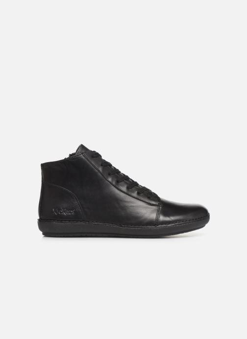 Bottines et boots Kickers FOWTOW Noir vue derrière