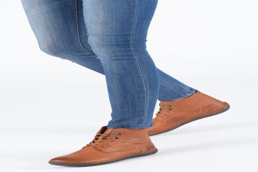 Bottines et boots Kickers HOBBYTWO Noir vue bas / vue portée sac