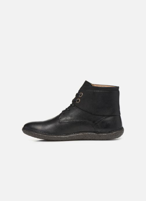 Bottines et boots Kickers HOBBYTWO Noir vue face