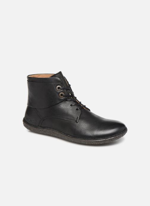 Bottines et boots Kickers HOBBYTWO Noir vue détail/paire