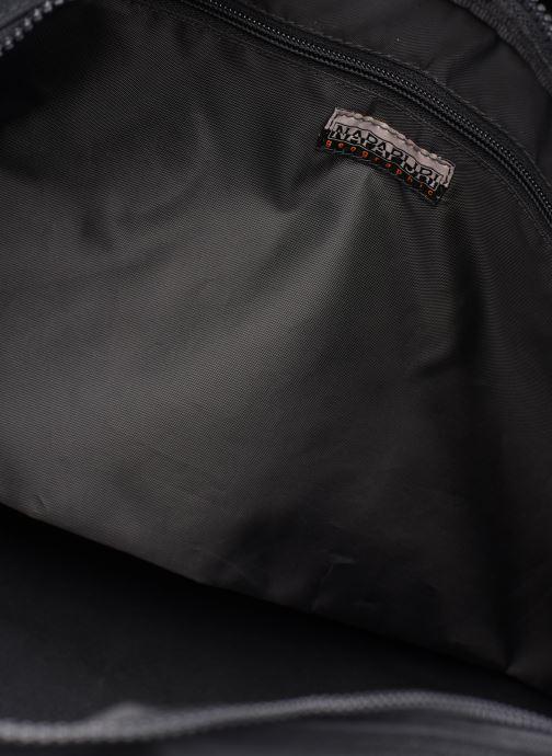 Sporttassen Napapijri Bering EL Zwart achterkant