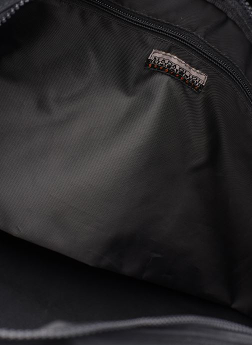 Sporttaschen Napapijri Bering EL schwarz ansicht von hinten