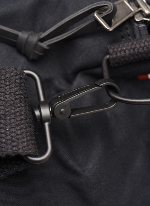 Sporttaschen Napapijri Bering EL schwarz ansicht von links