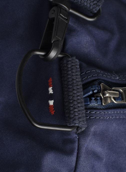 Bolsas de deporte Napapijri Bering EL Azul vista lateral izquierda