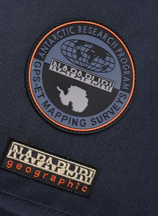 Sacs à dos Napapijri Voyage EL Bleu vue gauche