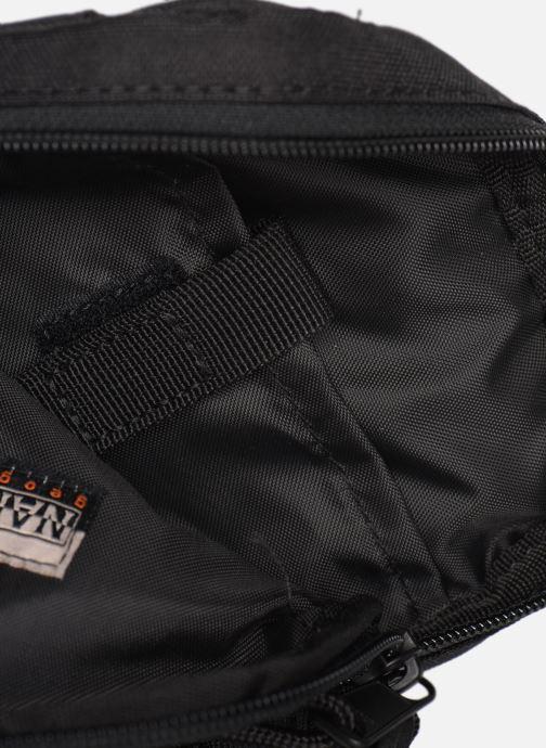 Herrentaschen Napapijri Happy Crossbody Small schwarz ansicht von hinten