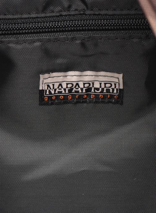 Sacs à dos Napapijri Voyage EL Print Vert vue derrière