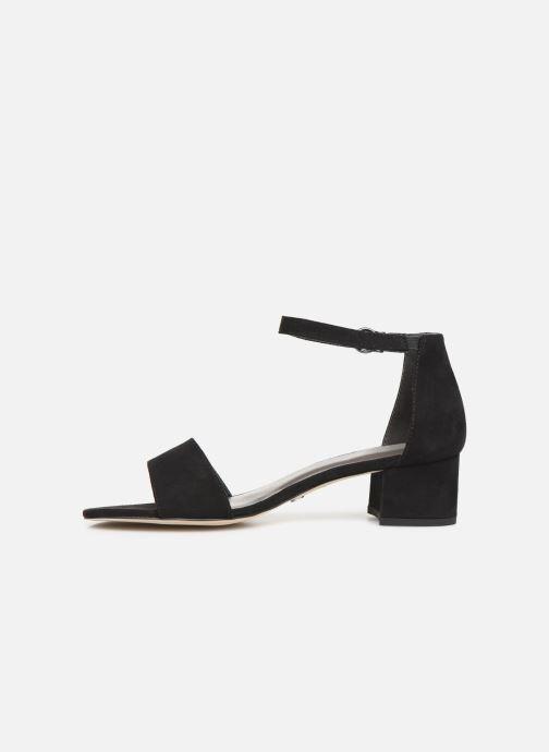 Sandales et nu-pieds Tamaris 28131-20 Noir vue face