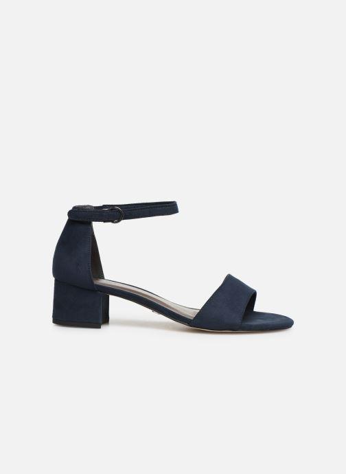 Sandales et nu-pieds Tamaris 28131-20 Bleu vue derrière