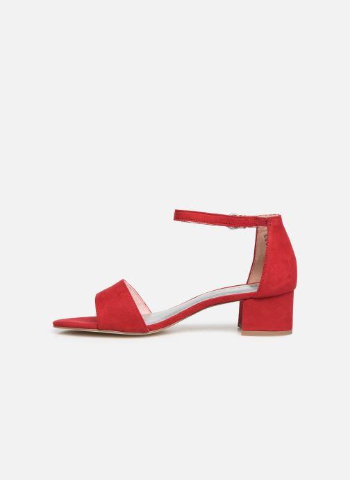 Sandales et nu-pieds Tamaris 28131-20 Rouge vue face