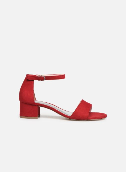 Sandales et nu-pieds Tamaris 28131-20 Rouge vue derrière