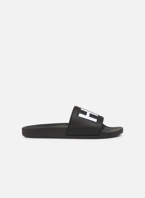 Sandales et nu-pieds Hugo Timeout_Slip_rblg Noir vue derrière