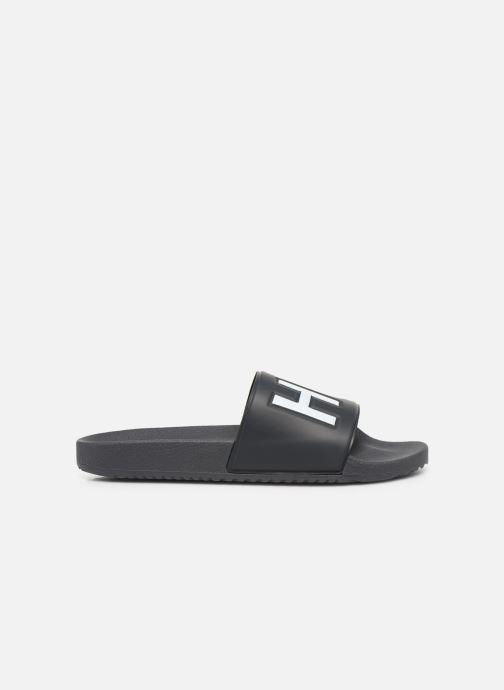Sandales et nu-pieds Hugo Timeout_Slip_rblg Gris vue derrière