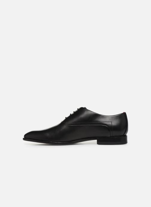 Chaussures à lacets Hugo Appeal_Oxfr_bu Noir vue face
