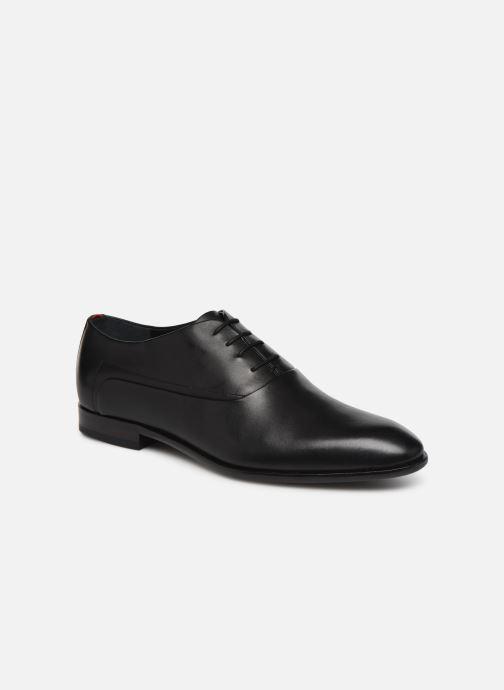 Chaussures à lacets Hugo Appeal_Oxfr_bu Noir vue détail/paire