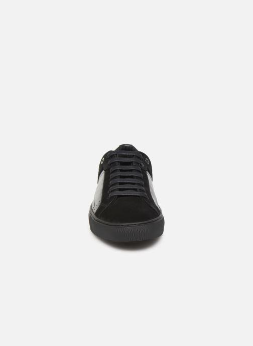 Baskets Hugo Futurism_Tenn_nasd Noir vue portées chaussures